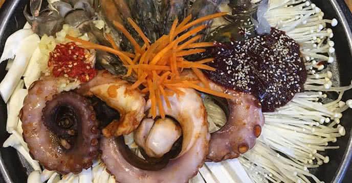 đổi bữa với bạch tuộc tươi ngon cho bữa cơm tối cười giòn 4