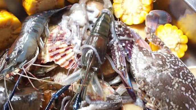 lẩu hải sản 2