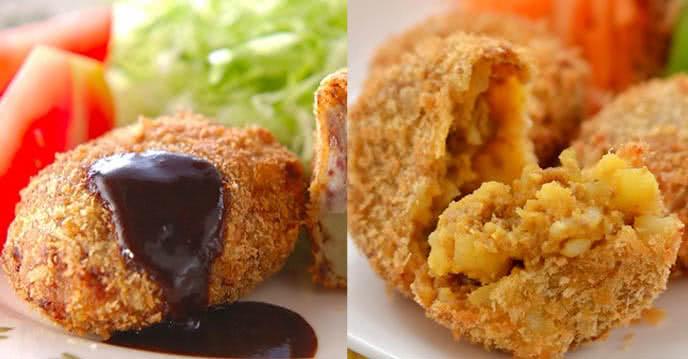 Nhà hàng Cù Kỳ Garden 1 Yên Lãng bánh Korokke ảnh 1