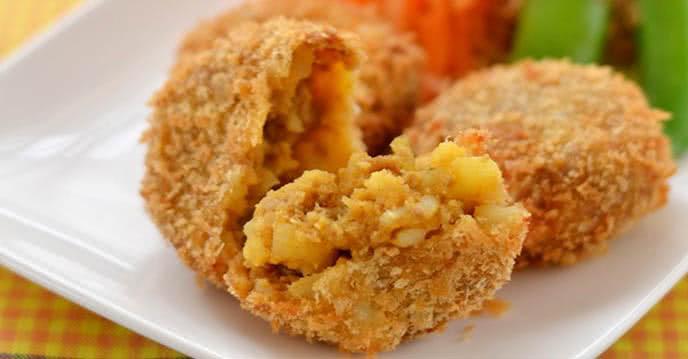 Nhà hàng Cù Kỳ Garden 1 Yên Lãng bánh Korokke ảnh 2