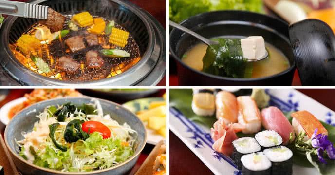 nhà hàng koto bbq sushi kim mã 2