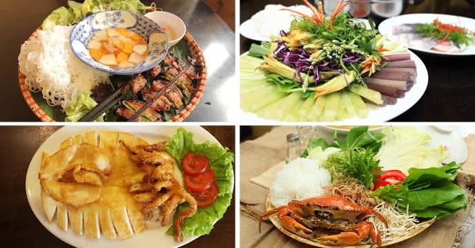 quán ăn ngon vincom royal city 1