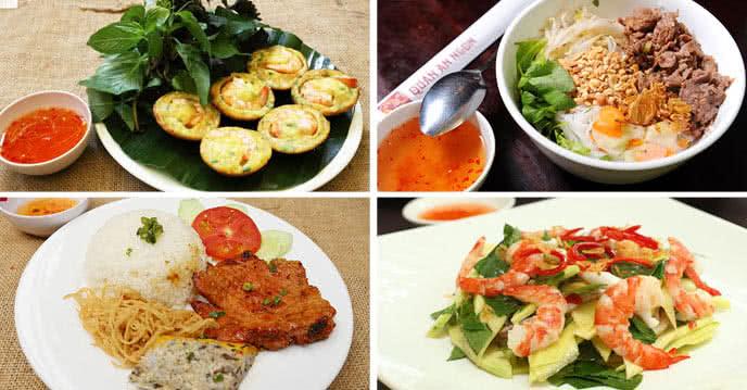 quán ăn ngon vincom royal city 2