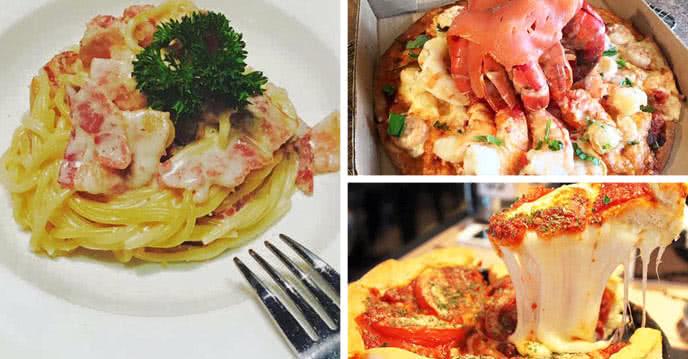 nhà hàng rome deli triệu việt vương 2