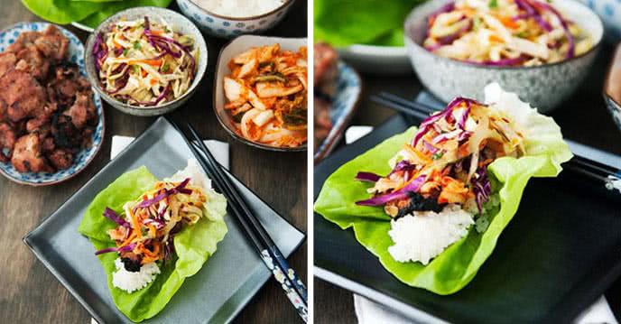 buffet lẩu nướng hàn quốc sariwon big c thăng long 2