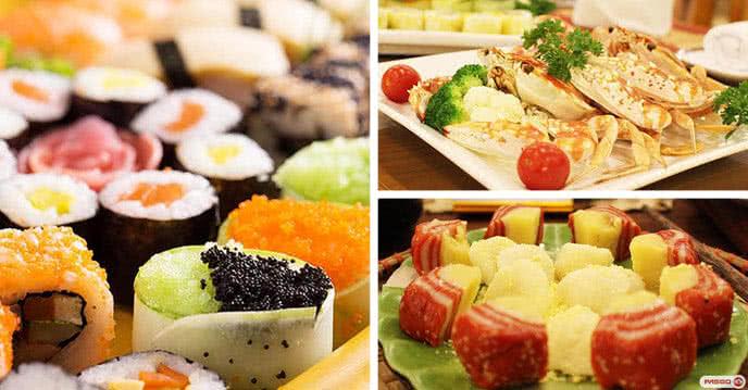 buffet sen việt sahul hotel 1