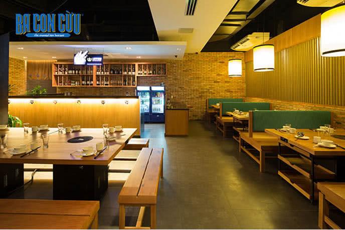 Top 10 nhà hàng ngon, có không gian đẹp ở Sài Gòn ảnh 5