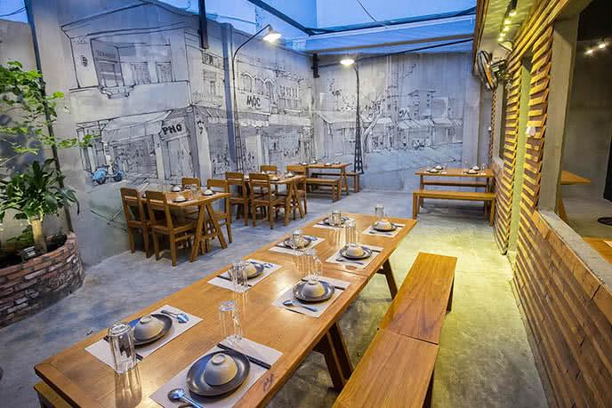 Top 10 nhà hàng ngon, có không gian đẹp ở Sài Gòn ảnh 8