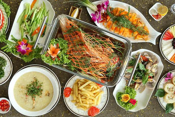 10 địa chỉ ăn hải sản ngon rẻ được yêu thích ở Hà Nội 1