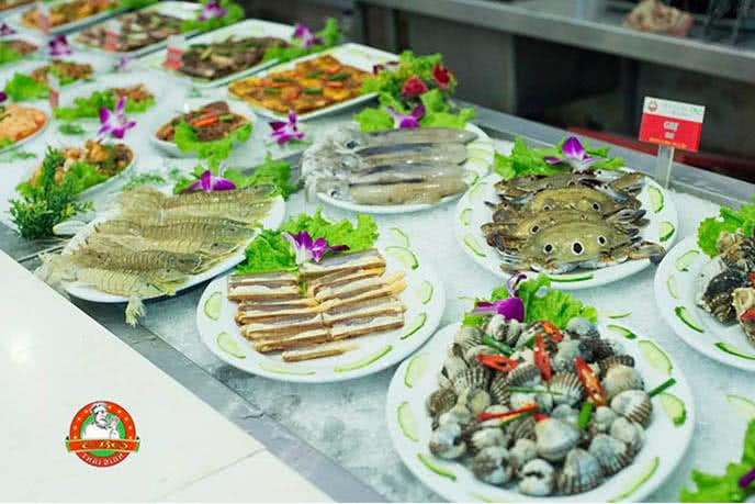 10 địa chỉ ăn hải sản ngon rẻ được yêu thích ở Hà Nội 2