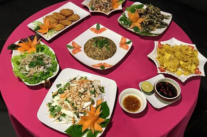 Top 10 nhà hàng chay ngon nổi tiếng, được yêu thích nhất ở Hà Nội ảnh 6