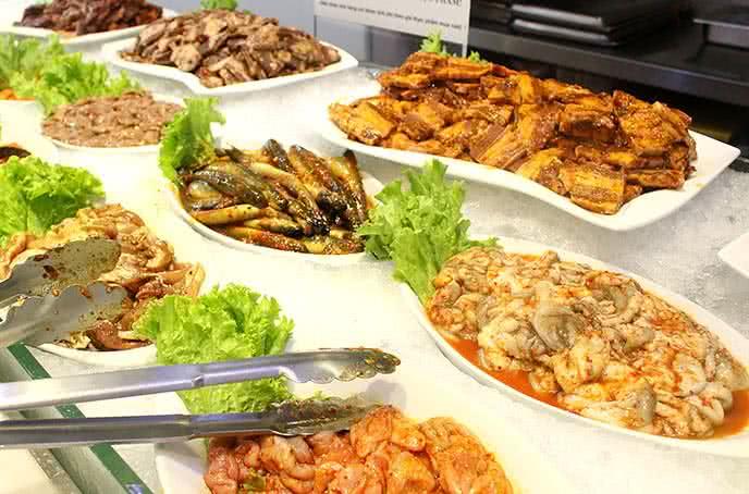 nhà hàng hải sản ngon ở hà nội 8
