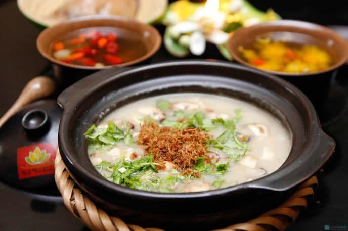 Top 10 quán chay ngon rẻ, được yêu thích ở Hà Nội 3
