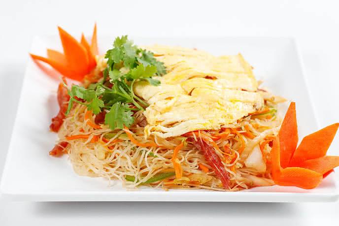 Top 10 quán chay ngon rẻ, được yêu thích ở Hà Nội 9
