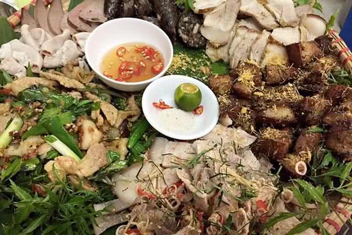 10 quán nhậu bình dân, ngon bổ rẻ ở Hà Nội 4