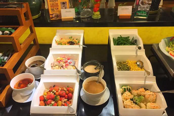 Top 20 nhà hàng buffet ngon, nổi tiếng nhất ở Tp HCM ảnh 2