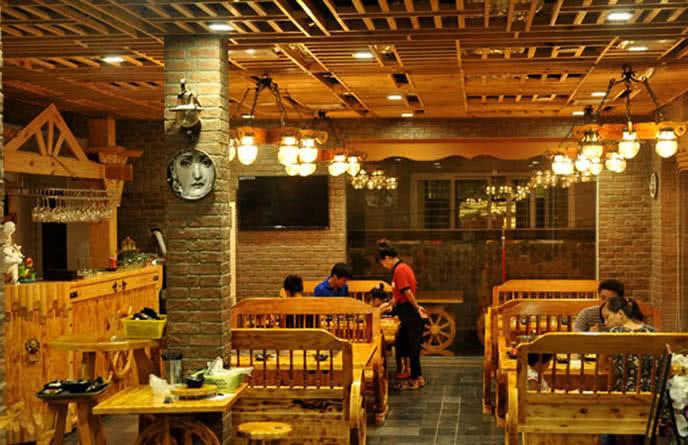 Ăn buffet giá rẻ ở Hà Nội 4