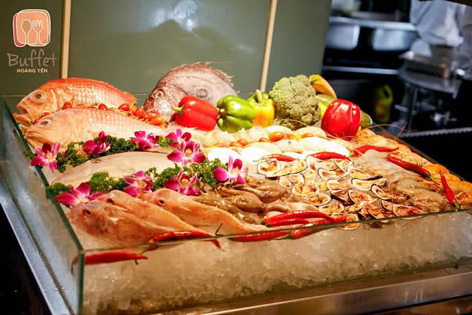 20 địa chỉ ăn buffet ngon rẻ, được yêu thích ở TpHCM  ảnh 10