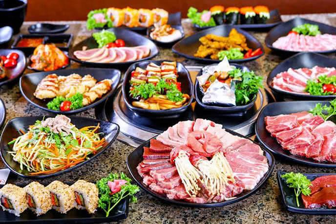 20 địa chỉ ăn đồ nướng bbq ngon rẻ, được yêu thích ở Hà Nội 9
