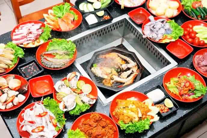 nhà hàng lẩu nướng ngon hà nội 12