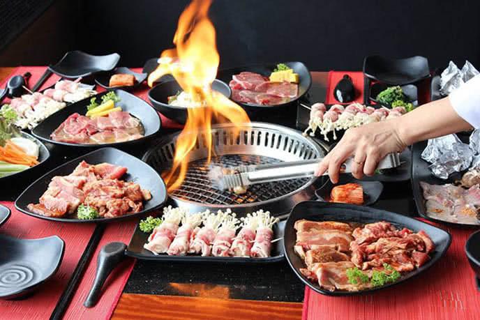 top 10 nhà hàng lẩu nướng không khói ngon nhất Hà Nội 2