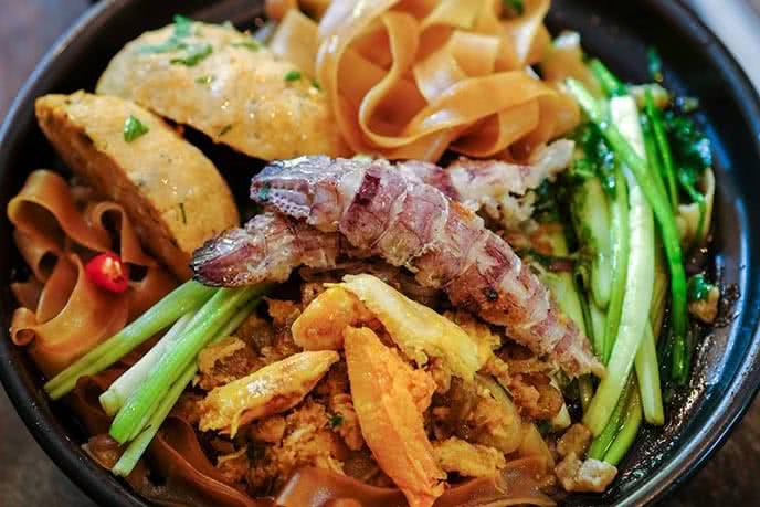 Top 20 quán ăn vặt ngon bổ rẻ, nổi tiếng nhất ở Hà Nội 2