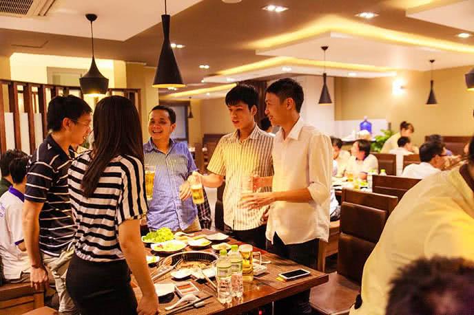 Nhà hàng Habit BBQ ảnh 1