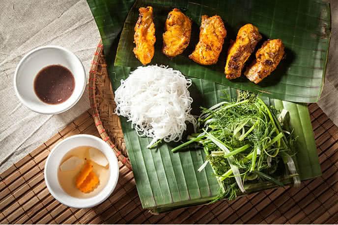 top 5 nhà hàng buffet món Việt ngon nhất ở Hà Nội 2