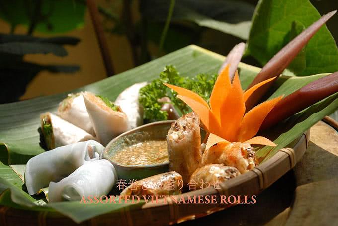 nhà hàng SH Garden ẩm thực Việt Nam ảnh 1