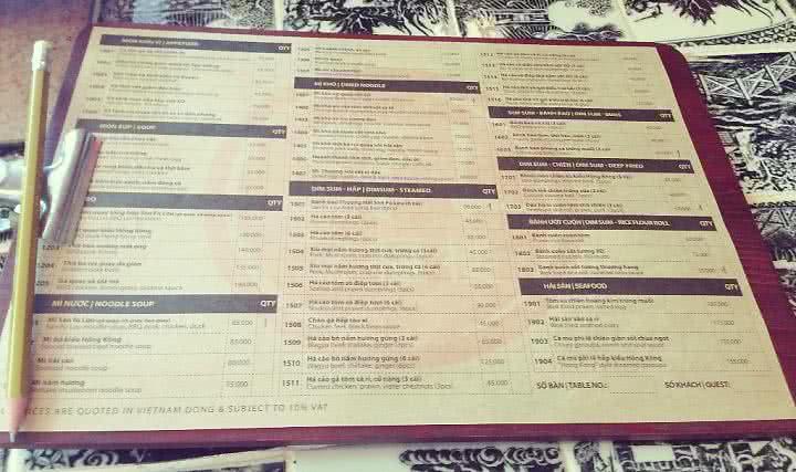 nhà hàng san fu lou ảnh 1