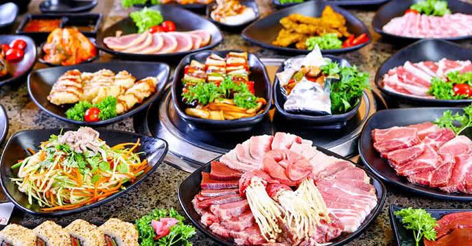 Nhà hàng Chiaki BBQ ảnh 1