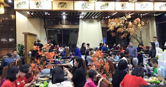 Nhà hàng Sashimi BBQ Garden ảnh 2