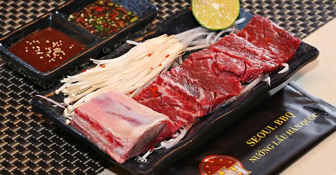Nhà hàng Seoul BBQ ảnh 1