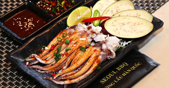 Nhà hàng Seoul BBQ ảnh 2