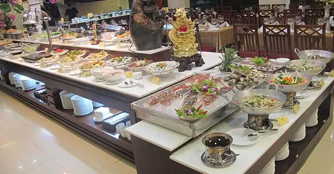 Nhà hàng Bạch Dương 121 Thái Hà món ăn ảnh 1