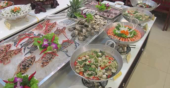 Nhà hàng Bạch Dương 121 Thái Hà món ăn ảnh 2