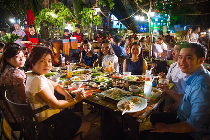 Barbecue Garden 2