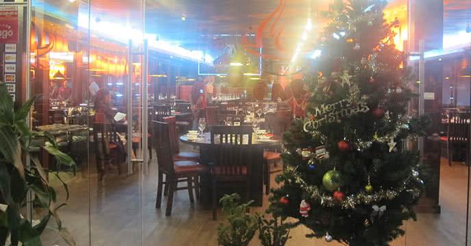 Nhà hàng BBQ Garden 163 Phố Huế 1 món ăn