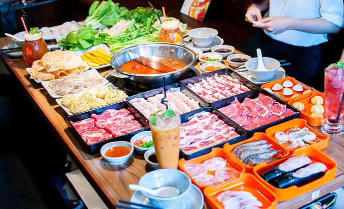 Top nhà hàng buffet ngon nổi tiếng ở quận Hai Bà Trưng ảnh 2