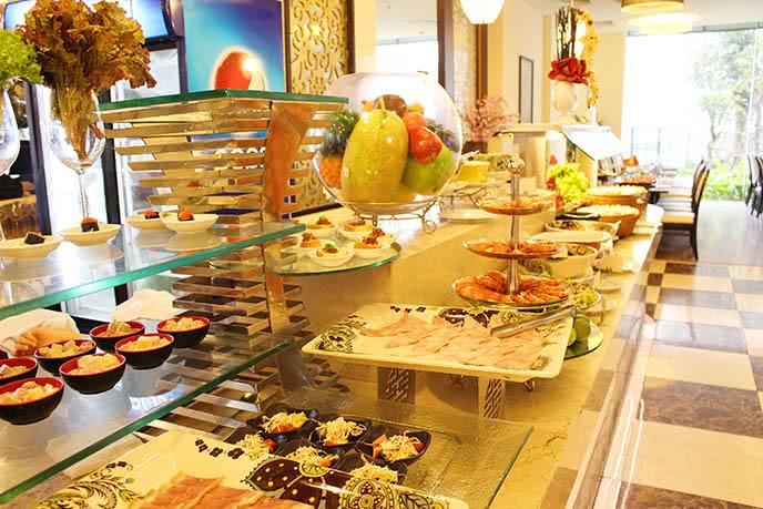 Royal buffet tầng 1 R5 quảng trường Royal city món ăn ảnh 1