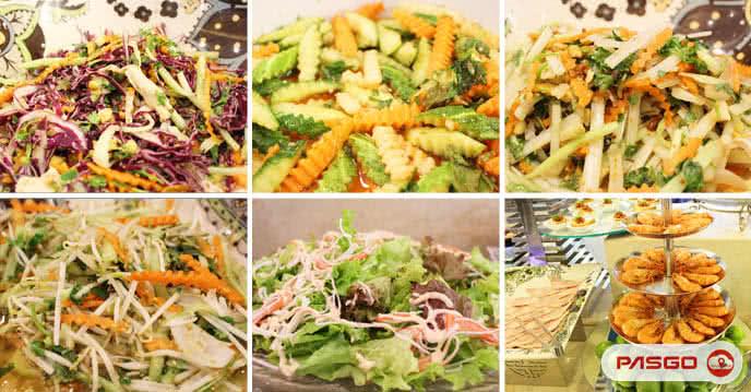 Royal buffet tầng 1 R5 quảng trường Royal city món ăn ảnh 2