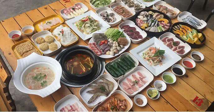 Top 10 nhà hàng buffet nướng BBQ ngon rẻ ở Sài Gòn ảnh 2