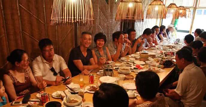 Top các nhà hàng chuyên đặc sản núi rừng tại Hà Nội 1