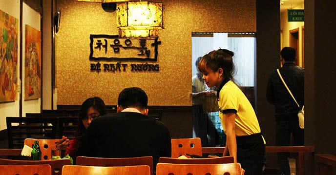 Nhà hàng Đệ Nhất Nướng 104 Yết Kiêu món ăn ảnh 2