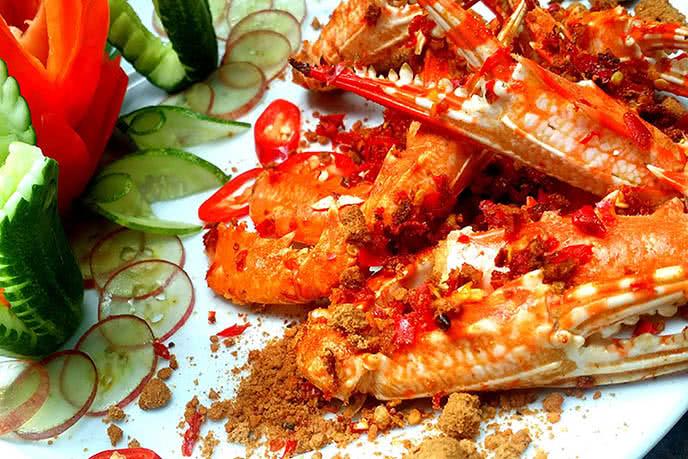 Tổng hợp những quán hải sản ngon Sài Gòn giá rẻ ảnh 2
