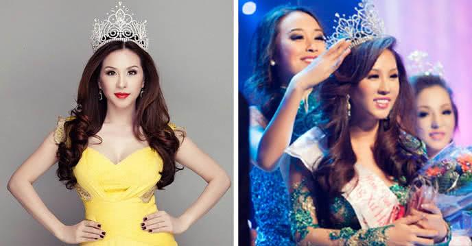 Hoa hậu Thu Hoài 1