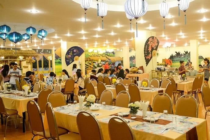 Top 10 nhà hàng buffet tối ngon, hấp dẫn nhất Sài Gòn ảnh 2