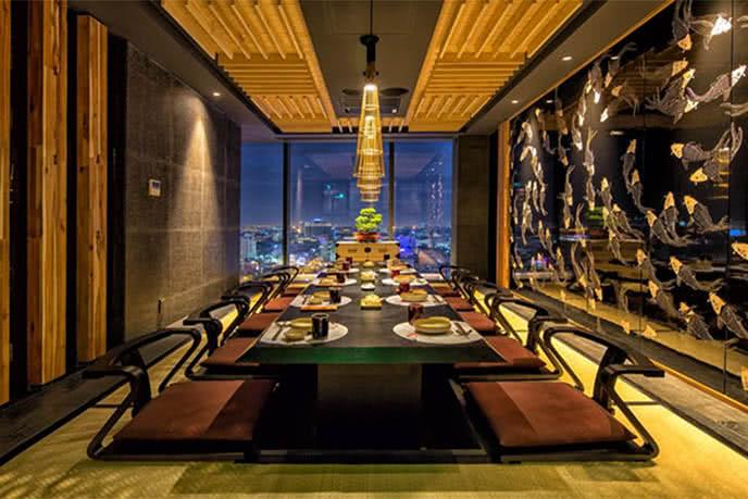 Top 10 nhà hàng ngon, có không gian đẹp ở Sài Gòn ảnh 4