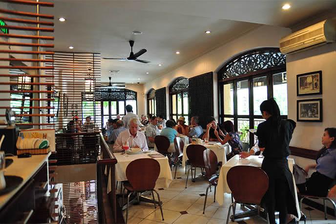 Top 10 nhà hàng Âu ngon, chất lượng nhất ở Hà Nội 2