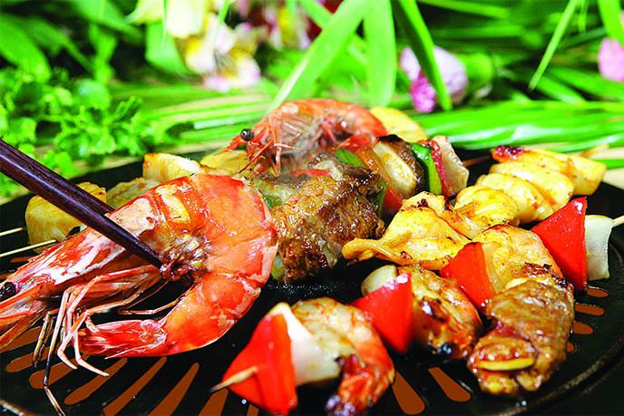 20 địa chỉ ăn đồ nướng bbq ngon rẻ, được yêu thích ở Hà Nội 7
